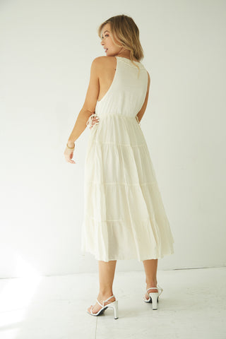 True Affection Midi Dress