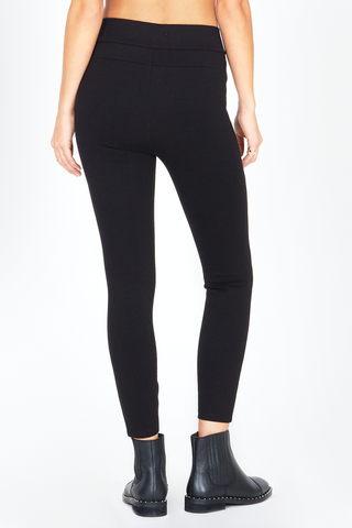 Amuse Society Middle Of The Road Pant In Black