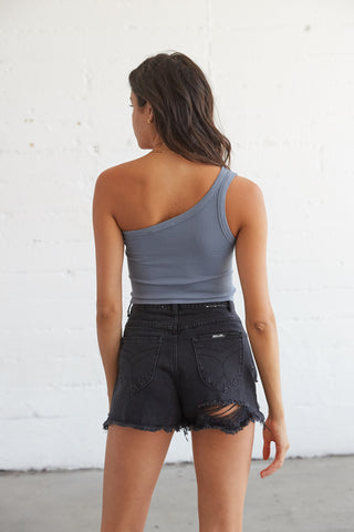 Rolla's Dusters Short In Black