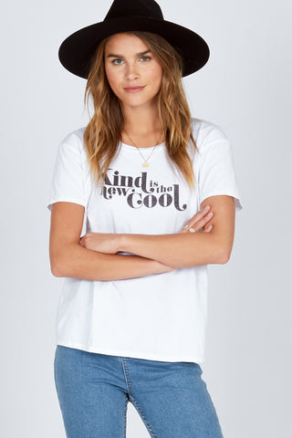 Amuse Society Kind Is The New Cool Tee