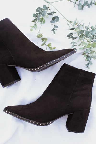 Next Level Studded Booties