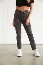 501 Skinny Jeans In Black