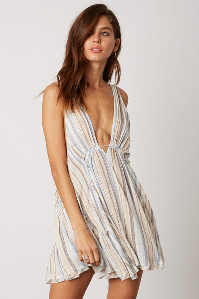 652442731356e Endless Summer Deep V Dress – americanthreads