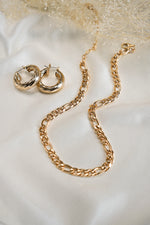 Cleo Figaro Chain Necklace