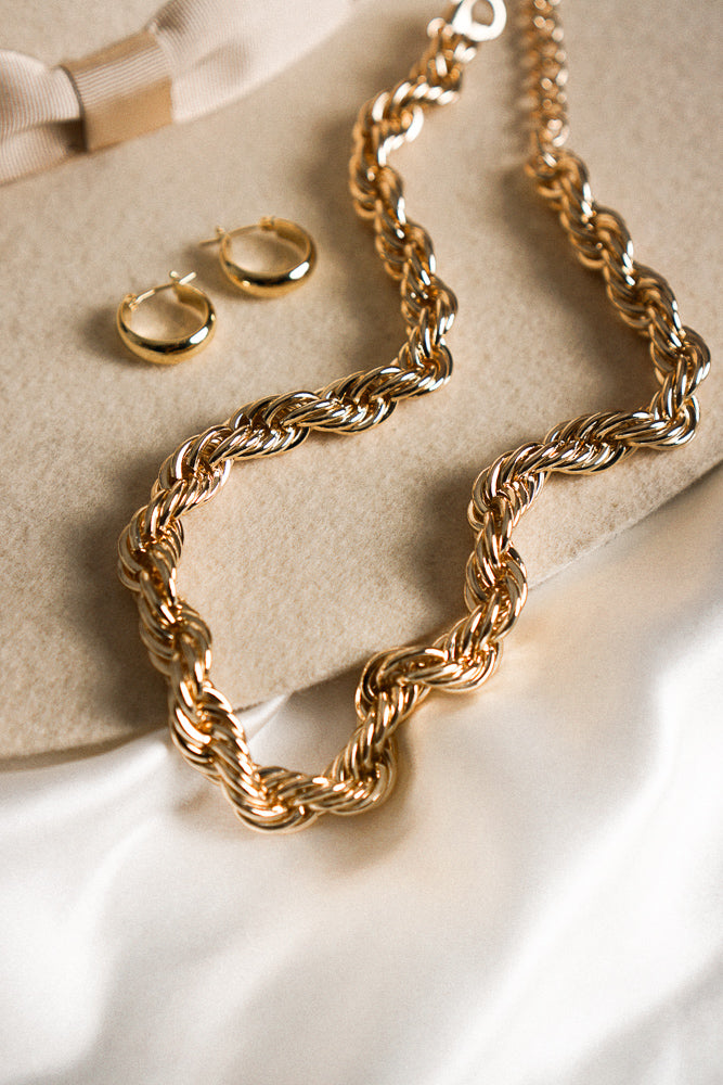Devon Rope Twist Chain
