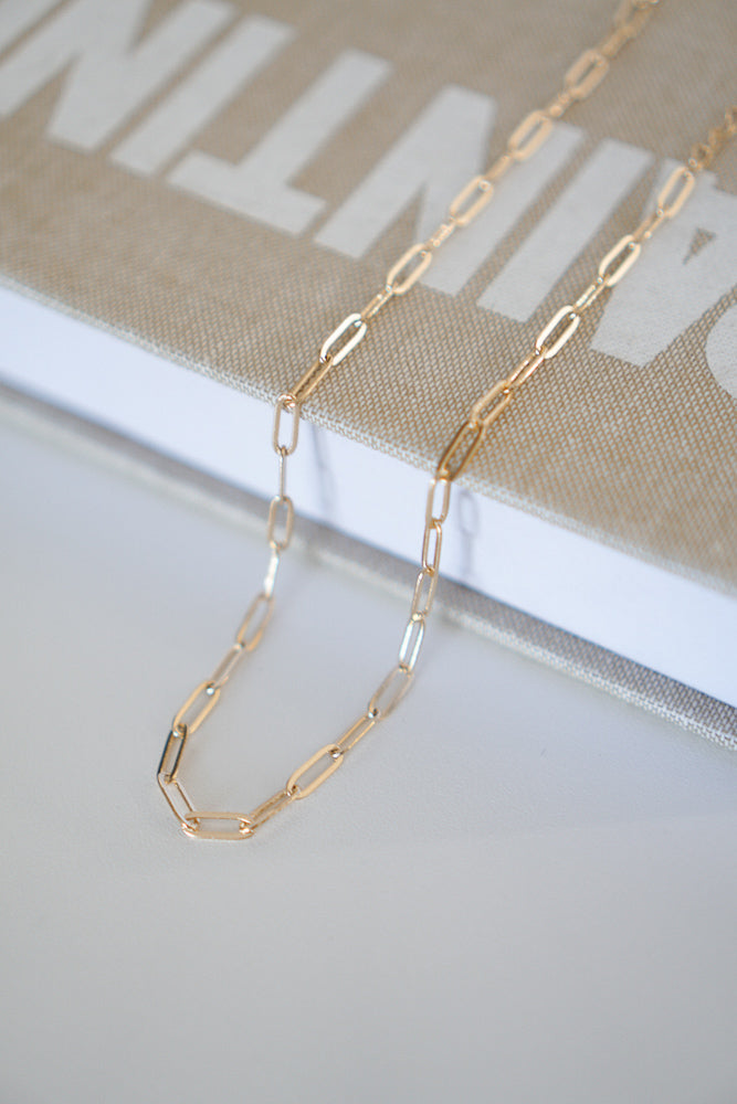Marisa Chain Link Necklace