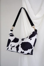 Doja Cow Print Mini Bag