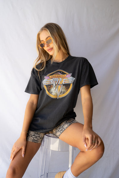 Summer Nights Van Halen Tee