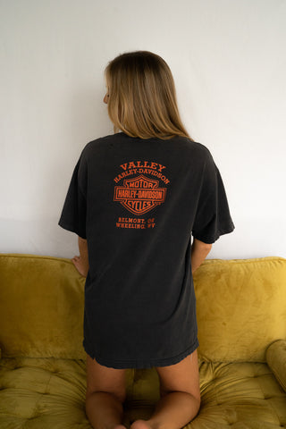 Madison Harley Davidson Oversized Tee
