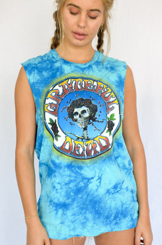 Ripple Grateful Dead Muscle Tee