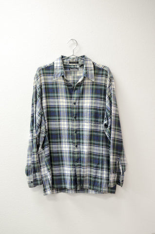 Moving On Flannel Shirt