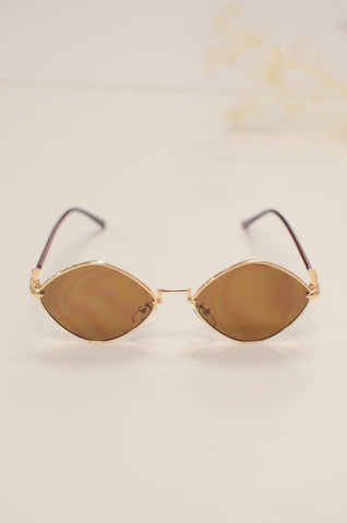 Holly Geometric Sunglasses