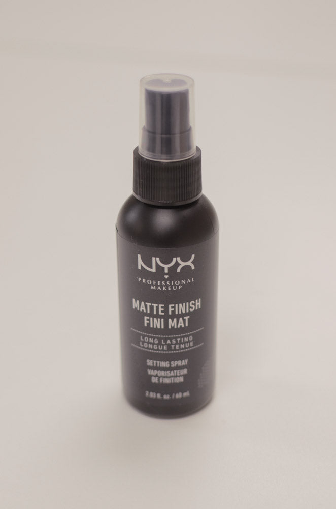 Matte Finish Setting Spray