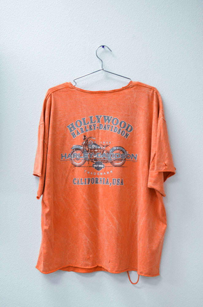 Move Over Harley Davidson Tee