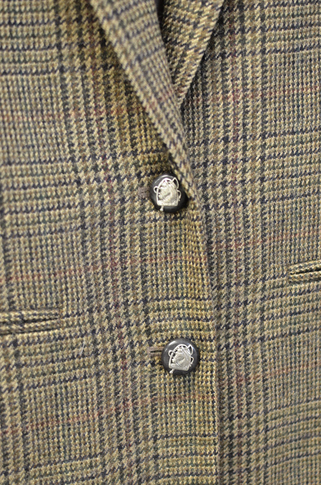 Waldorf Plaid Blazer
