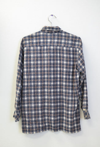 Natalie Flannel Shirt