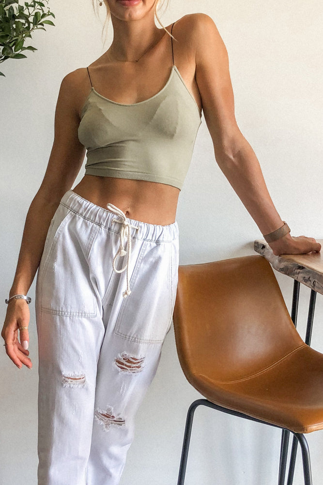 Harbor Distressed Jogger Pants