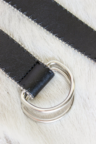 Slip Away Long Wrap Belt