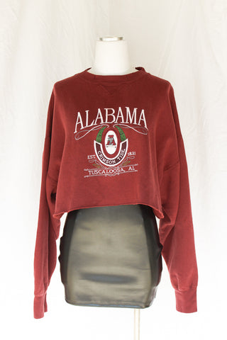 Crimson Tide Bama Sweatshirt