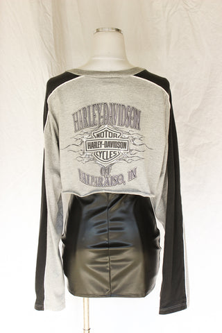 Harley Davidson Laid Back Top