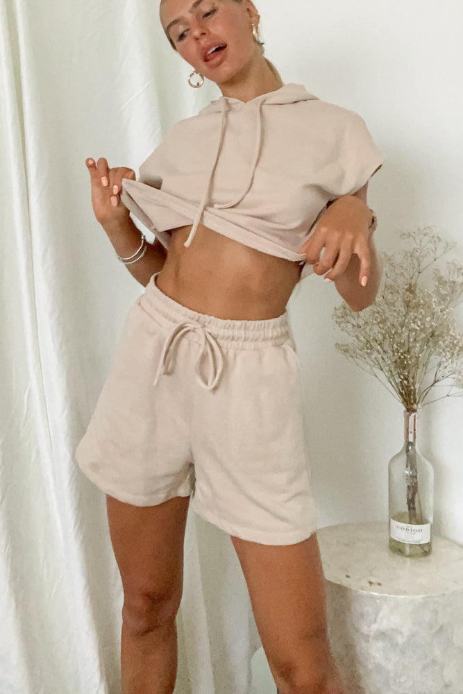 Back In Love Lounge Shorts