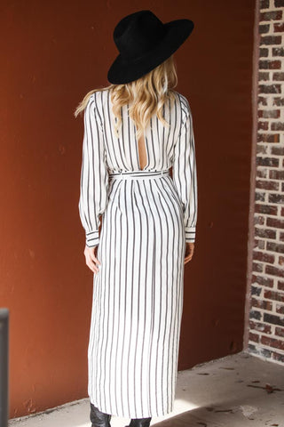 Steal The Show Maxi Romper