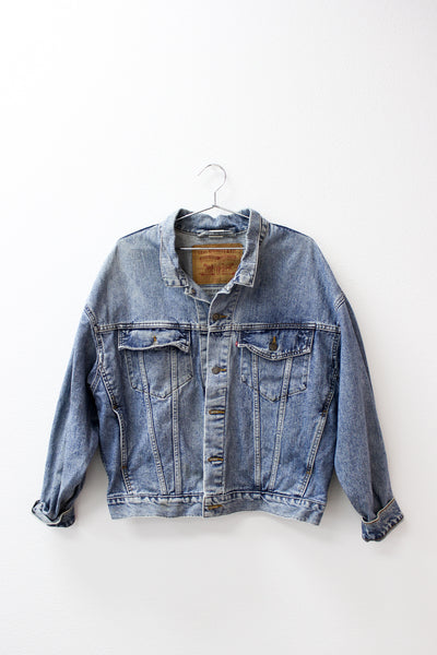 Levi's Original Boxy Denim Jacket