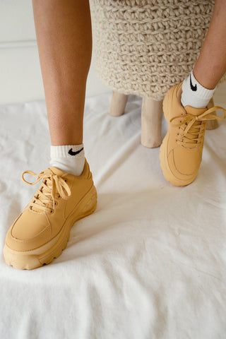 Let It Ride Platform Sneakers