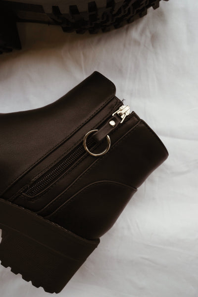 Sweet Emotion Platform Booties