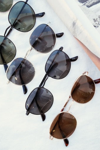 Forever & Ever Round Sunglasses