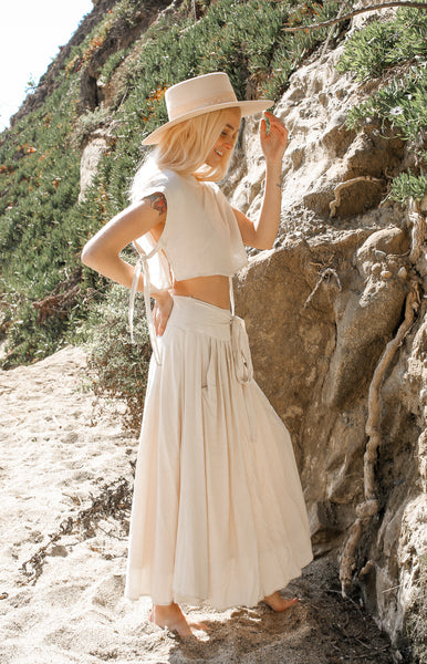 Sahara Desert Skirt Set