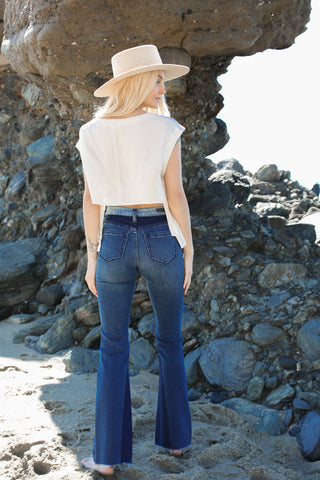 Blank NYC The Waverly Flare Jeans