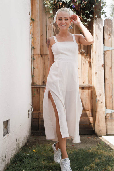 High Hopes Midi Jumpsuit