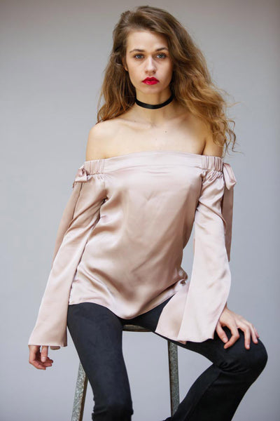 Rosie Off The Shoulder Top
