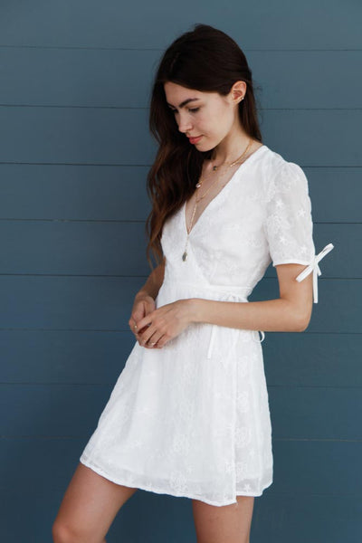 Daylight Wrap Dress