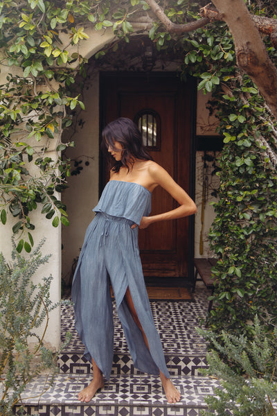 New Love Off Shoulder Jumpsuit
