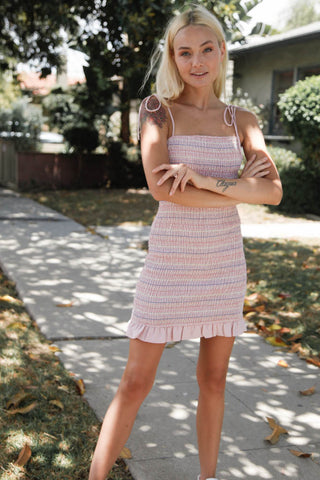 Laguna Beach Smocked Dress