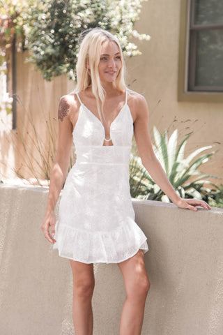 Native Daughters Melody Eyelet Dress