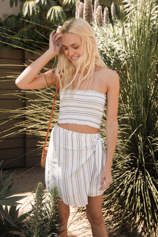 San Diego Striped Set