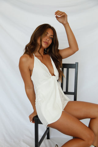 Native Daughters Naomi Halter Romper