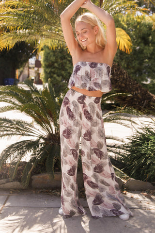 Native Daughters Tropical Daze Printed Set