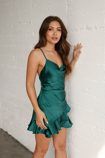 Native Daughters Diana Satin Romper