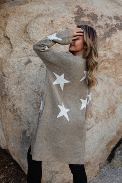 Blank NYC Count Your Stars Sweater