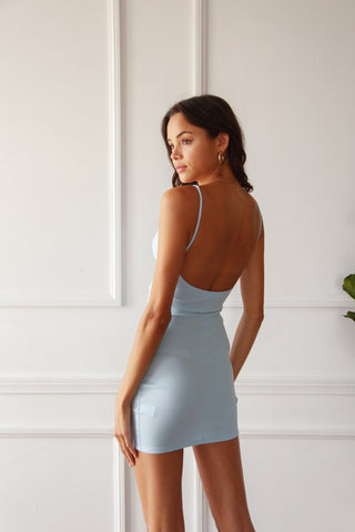 Under The Sky Mini Dress