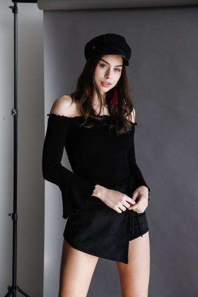 Bailey Bell Sleeve Top