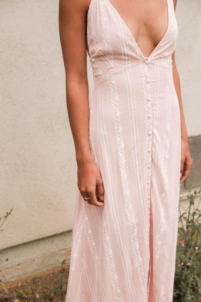 Dreamland Button Up Maxi Dress