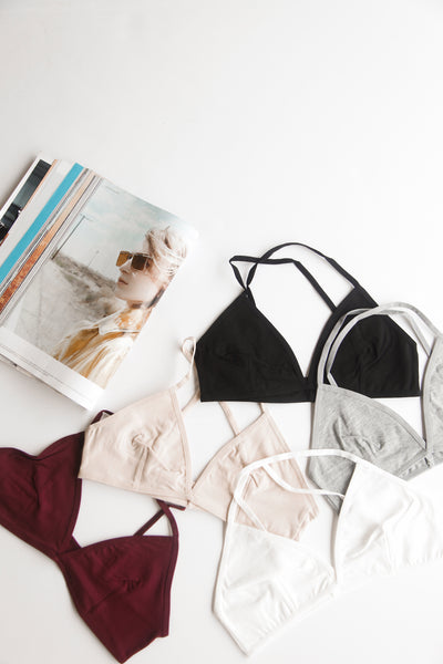 Sunday Cross Back Bralette