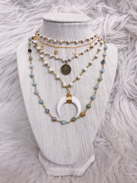 Raw & Rebellious Candied Joy Necklace Set
