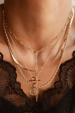 Five and Two Rogue Necklace
