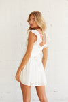 Desiree Ruffle Mini Dress